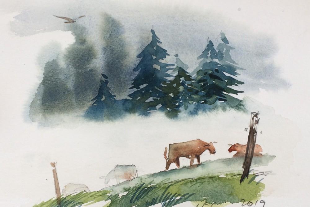 Traum und Abenteuer - Abenteuer Jakobsweg - 800 Kilometer zu Fuß auf dem Pilgerweg - Martin Schulte-Kellinghaus - Sonntag, 19.11.2017 - Stuttgart - Linden-Museum