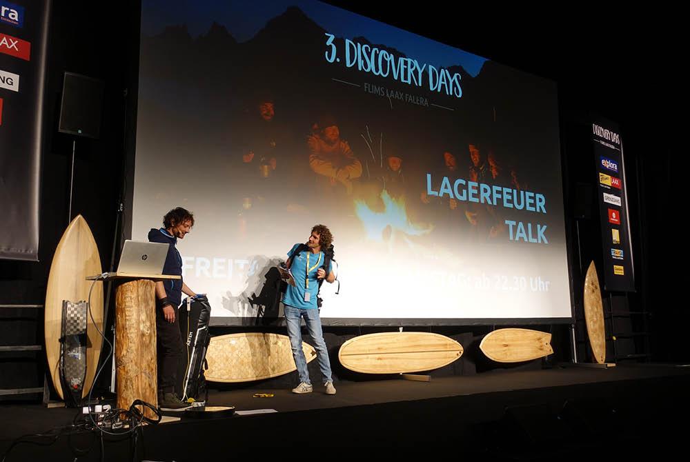 Traum und Abenteuer - E5 Oberstdorf - Meran - Auf klassischer Route über die Alpen - Martl Jung - Sonntag, 04.02.2018 - Stuttgart - Linden-Museum